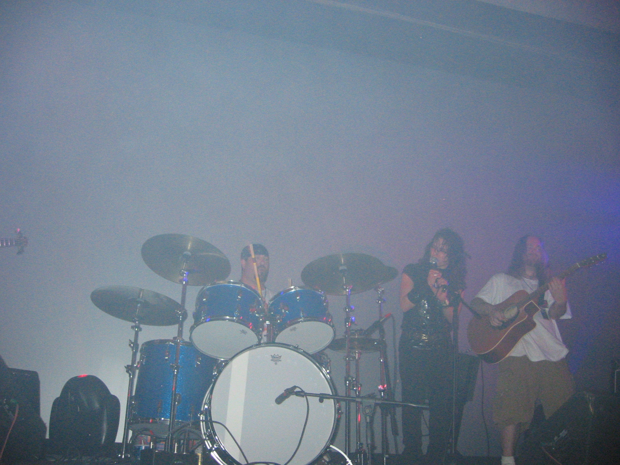 Covenigma with Square Wave Trio - June 2007