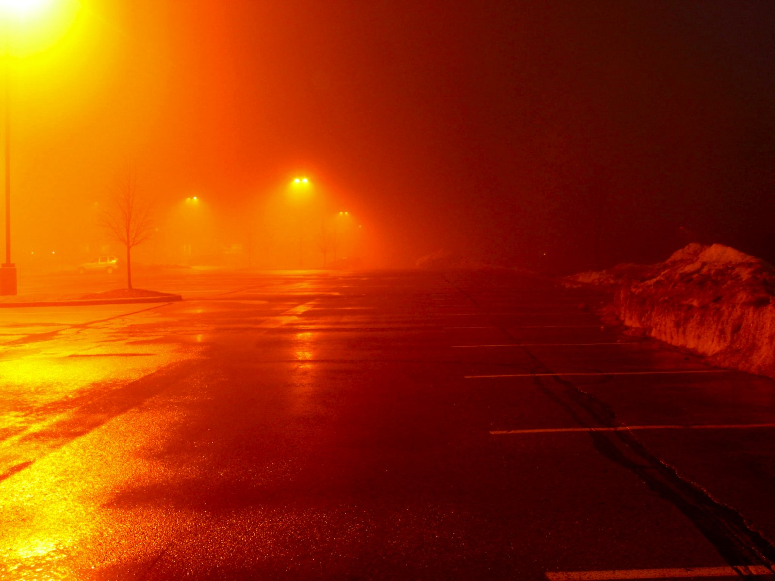Images of Fog And Ice at Night in Wiconsin 2009 - soul-amp.com