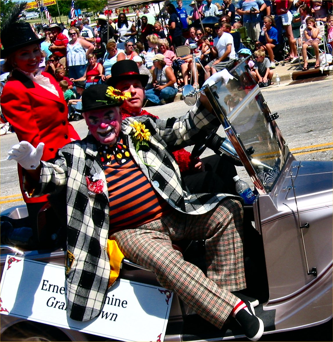 Great Circus Parade - Milwaukee, Wisconsin - July 12, 2009 - photos by Mike Fisk - soul-amp.com